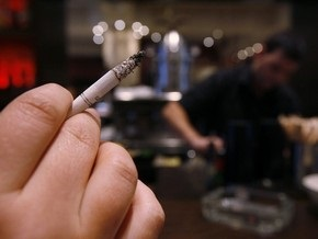 Число курильщиков в США резко упало