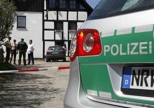 Немецкая полиция проводит облаву на организаторов экстремистского радио
