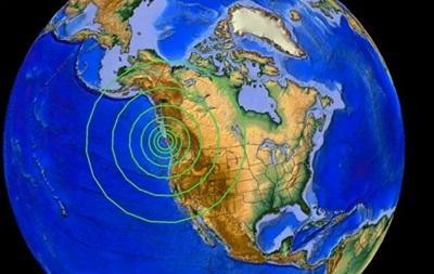 Землетрясение магнитудой 6,7 произошло у западного побережья Канады