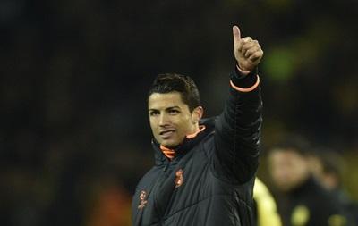 Роналду: Если мы забьем в Мюнхене, то Баварии будет трудно