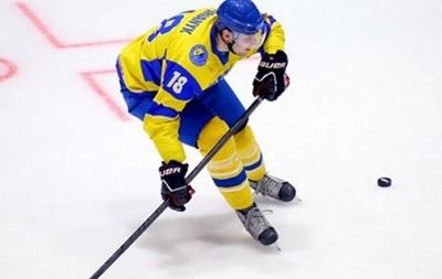 Сборная Украины по хоккею терпит третье поражение на чемпионате мира