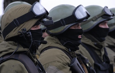 Нацгвардия взяла под охрану Луганскую телерадиокомпанию