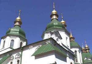СМИ: Мадонна посетила Софийский собор