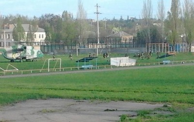Нападение на воинскую часть в Артемовске расследуют по статье о теракте