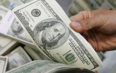 К середине торгов на межбанке доллар подешевел до 11,50 грн