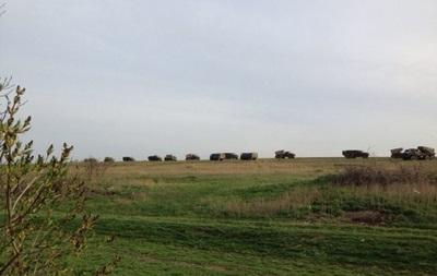 На границе Запорожской и Донецкой областей скапливаются украинские войска - очевидец