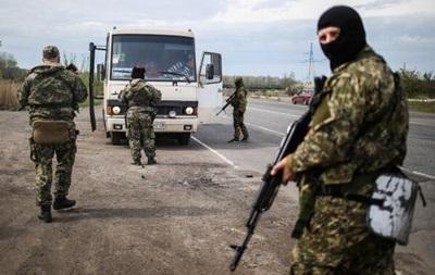 У славянских ополченцев находятся десять  пленных  – СМИ