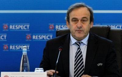 Платини: Из-за финансового fair play пока дисквалифицировать клубы не будем