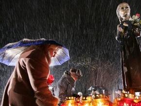 Завтра в центре Киева зажгут 30 тысяч свечей в память о жертвах Голодомора