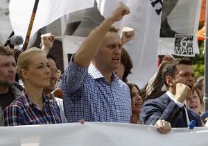 Навальный установил новый рекорд по скорости сбора средств от сторонников