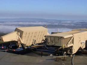 В Израиле начал работу радар американской системы ПРО