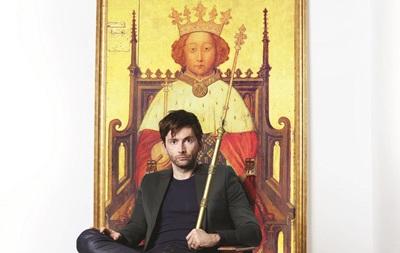 В Донецке покажут спектакль Ричард II с Дэвидом Теннантом