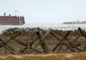 Ъ: Отсутствие морской границы Украины с РФ может усложнить переговоры по безвизовому режиму с ЕС