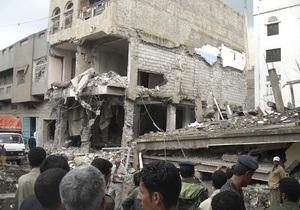 В Йемене после взрыва динамита обрушилось жилое здание: десять человек погибли