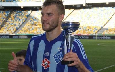 Ярмоленко: Победа в Кубке Украины компенсирует неудачный сезон