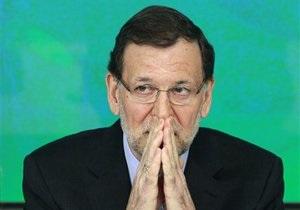 Более миллиона человек подписали петицию за отставку премьера Испании