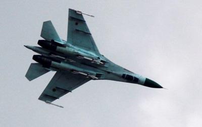 Российские истребители летали над Украиной, утверждают в США