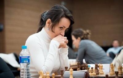Украинка - чемпионка мира по быстрым шахматам