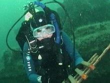 Российские ученые исследуют кладбище затопленных кораблей