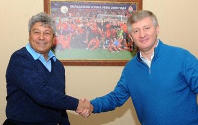 СМИ: Ахметов намерен продлить контракт с Луческу