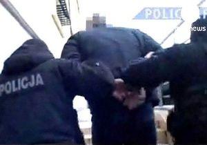 В Польше обезвреживают банду наркоторговцев