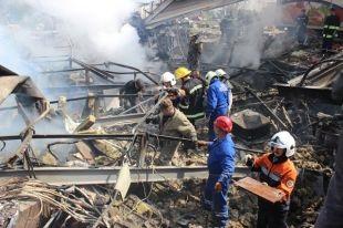Количество жертв взрыва на АЗС в Переяславе-Хмельницком увеличилось