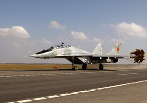 Молдова ищет покупателей на последние шесть истребителей МиГ-29