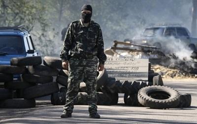 Совершено нападение на склады с оружием под Славянском - штаб самообороны