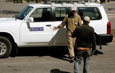 Делегация ОБСЕ едет в Славянск для переговоров об освобождении
