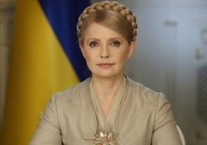 Тимошенко выразила свои соболезнования президенту Литвы
