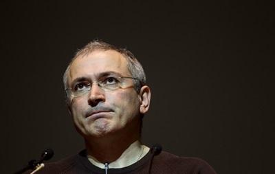 Cанкции не остановят политику Путина в отношении Украины - Ходорковский