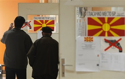 Правящая партия Македонии объявила о победе на парламентских выборах
