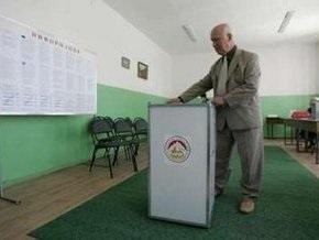 В Южной Осетии проходят парламентские выборы