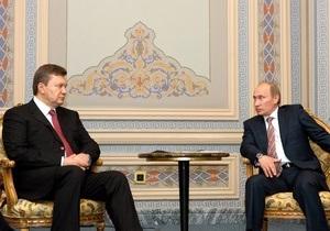 Янукович: Мост Керчь-Кавказ может быть построен до начала Олимпийских игр в Сочи