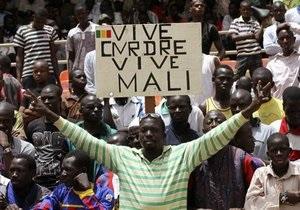 Повстанцы объявили о прекращении военных операций в Мали