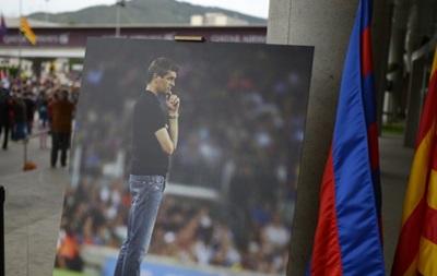 Стадион молодежной команды Барселоны будет носить имя Вилановы