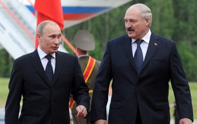 Путин и Лукашенко в Минске обсудят ситуацию в Украине