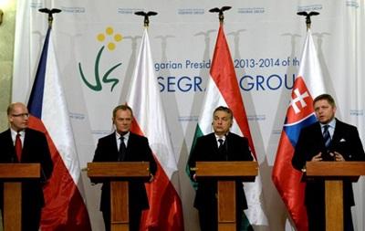 Страны Вышеградской четверки призвали освободить наблюдателей ОБСЕ