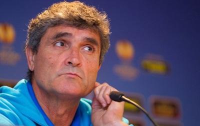 Главный тренер Днепра может возглавить сборную Греции - СМИ