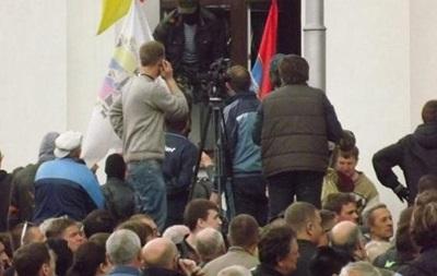 В Луганске все под контролем. Заявление штаба  Луганской республики