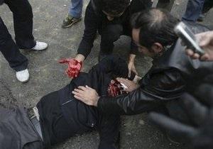 В Иране убили троих демонстрантов