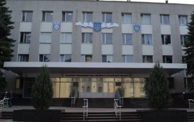 Нацгвардия не допустила захвата здания луганской милиции - пресс-служба