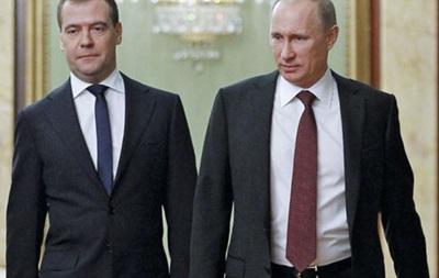 Путин и Медведев в День Победы посетят Крым -  СМИ