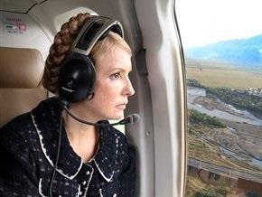 Тимошенко отбыла в Брюссель