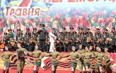 В Харькове пройдет военный парад