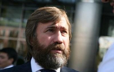 Депутата Новинского вызвали на допрос в прокуратуру