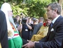 Алексий II: Украинская церковь горячо желает возвращения раскольников