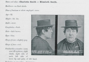 В интернете опубликовали подробные данные о преступниках Британии за два минувших века