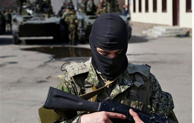 СМИ: Под Красноармейском ополченцы захватили горотдел милиции