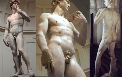 Скульптура Давида работы Микеланджело оказалась под угрозой обрушения